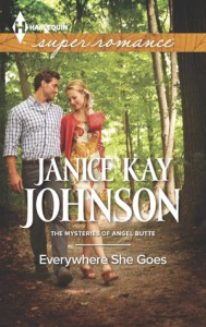 Everywhere She Goes - Janice Kay Johnson