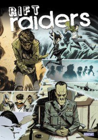 Rift Raiders - Mark Sable, Julian Totino Tedesco
