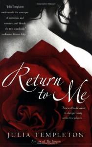 Return to Me - Julia Templeton