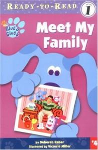 Meet My Family - Deborah Reber