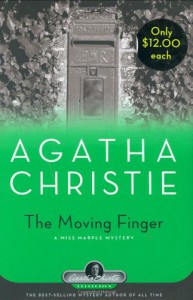 The Moving Finger - Agatha Christie