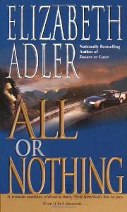 All or Nothing - Elizabeth Adler