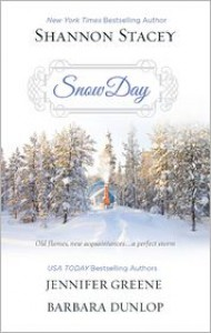 Snow Day: Heart of the StormSeeing RedLand's End - Shannon Stacey,  Jennifer Greene,  Barbara Dunlop