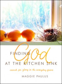 Finding God at the Kitchen Sink: Search for Glory in the Everyday Grime - Maggie Paulus