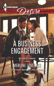 A Business Engagement - Merline Lovelace