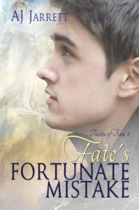 Fate's Fortunate Mistake - A.J. Jarrett