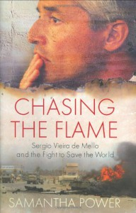Chasing the Flame - S. Power