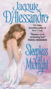 Sleepless at Midnight - Jacquie D'Alessandro