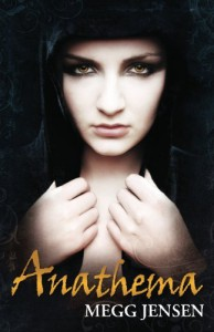 Anathema: Cloud Prophet Trilogy: Book One - Megg Jensen