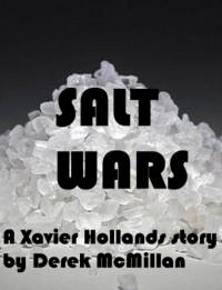 Salt Wars (Xavier Hollands stories) - Derek McMillan, Angela McMillan