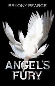Angel's Fury - Bryony Pearce