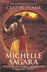 Cast in Flame - Michelle Sagara
