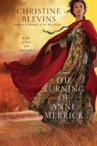 The Turning of Anne Merrick - Christine Blevins