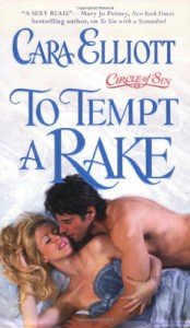 To Tempt a Rake - Cara Elliott
