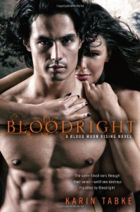 Bloodright - Karin Tabke