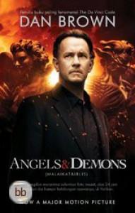 Angels & Demons - Malaikat & Iblis - Dan Brown