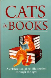 Cats in Books: A Celebration of Cat Illustration through the Ages - Rodney Dale