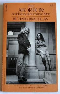 The Abortion: An Historical Romance, 1966 - Richard Brautigan