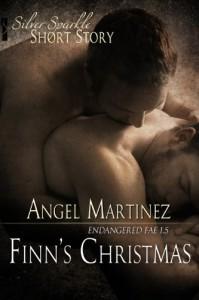 Finn's Christmas (Endangered Fae #1.5) - Angel Martinez