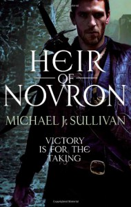 Heir of Novron (The Riyria Revelations, #5-6) - Michael J. Sullivan