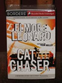 Cat Chaser - Elmore Leonard, Frank Muller