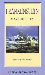 Frankenstein - Mary Shelley, J. Paul Hunter