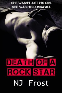 Death of a Rock Star - N.J. Frost
