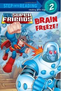 Brain Freeze! - J.E. Bright