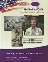 The Equal Rights Amendment - Leeanne Gelletly