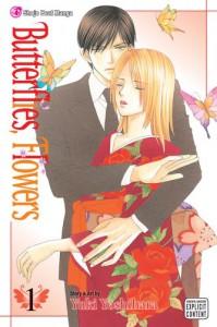 Butterflies, Flowers - Yuki Yoshihara