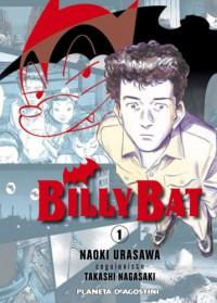 Billy Bat nº 01 (Manga) - Takashi Nagasaki;Naoki Urasawa