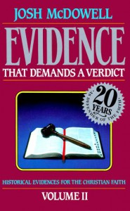 Evidence That Demands a Verdict, 2 - Josh McDowell