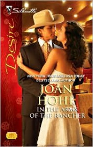 In the Arms of the Rancher - Joan Hohl