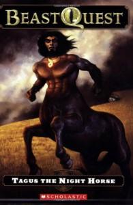 Tagus the Night Horse - Adam Blade, Cherith Baldry