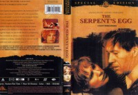The Serpent's Egg A Film - Ingmar Bergman