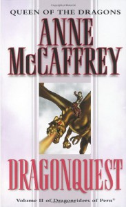 Dragonquest - Anne McCaffrey