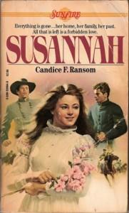 Susannah - Candice F. Ransom