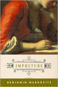 Imposture - Benjamin Markovits