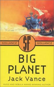 Big Planet - Jack Vance