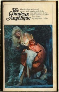 The Countess Angelique - Sergeanne Golon, Marguerite Barnett