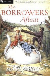 The Borrowers Afloat (The Borrowers #3) - Mary Norton