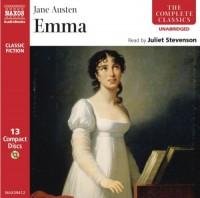 Emma - Juliet Stevenson, Jane Austen