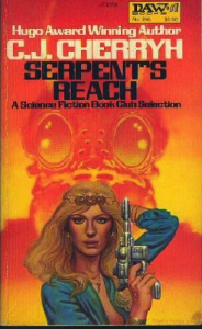 Serpent's Reach - C.J. Cherryh