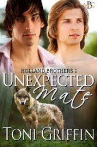 Unexpected Mate  - Toni Griffin