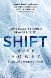 Shift (Wool Trilogy 2) by Howey, Hugh on 25/04/2013 unknown edition - Hugh Howey
