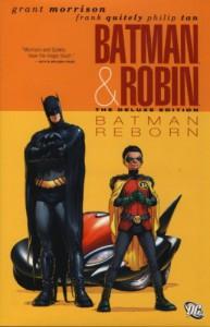 Batman and Robin, Vol. 1: Batman Reborn - Grant Morrison, Frank Quitely, Philip Tan