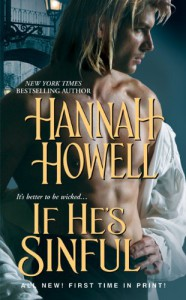If He's Sinful (Wherlocke 3) - Hannah Howell