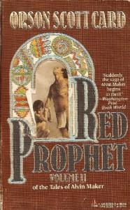 Red Prophet (Tales of Alvin Maker, #2) - Orson Scott Card