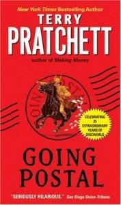 Going Postal - Terry Pratchett