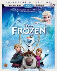 Frozen (Two-Disc Blu-ray / DVD + Digital Copy) -